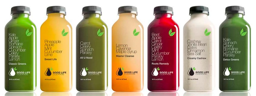 The Good Life Cleanse | 14 Day Juice Cleanse Review