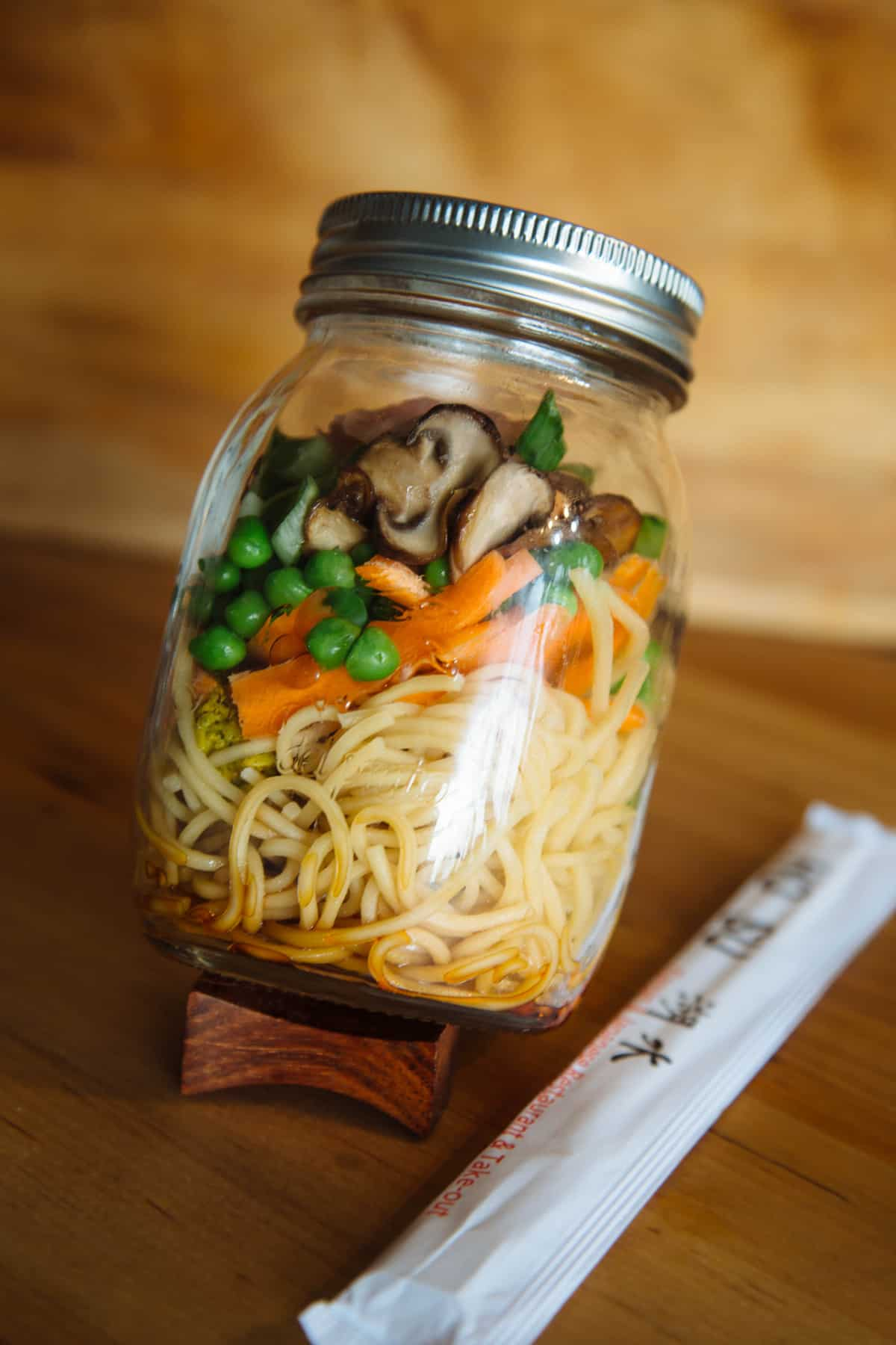 How To Make Homemade Instant Noodles The Edgy Veg