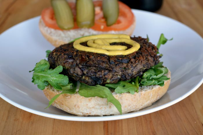 Black-Bean-Burger recipe