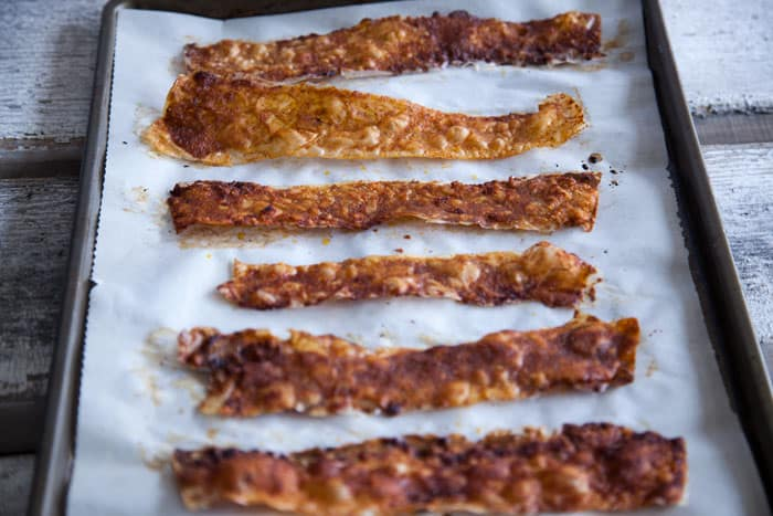 Vegansk bacon