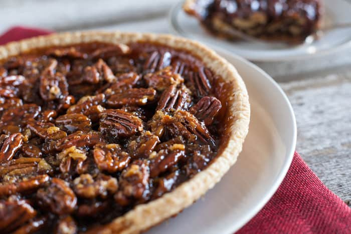 Vegan Pecan Pie Recipe | Easy Vegan Thanksgiving Recipe