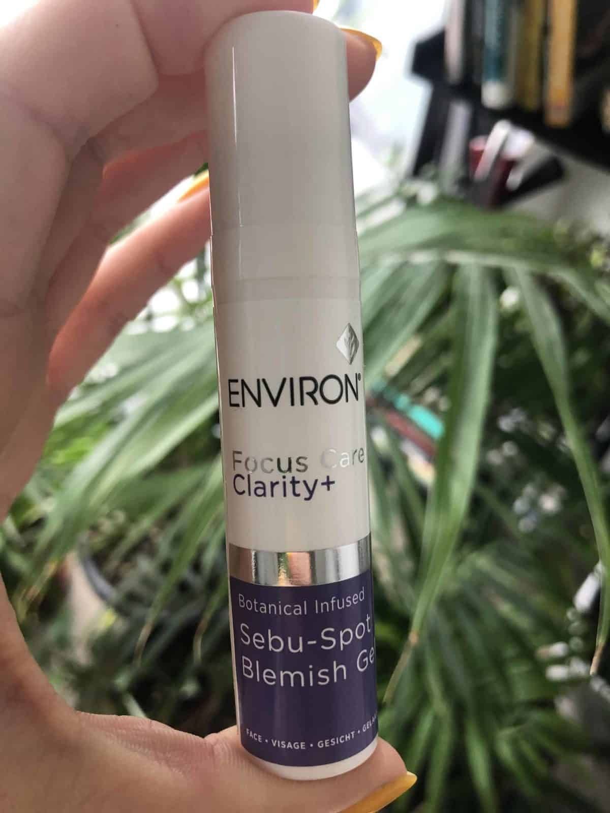 Vegan Spot Treatment: Environ's Sebu-Spot Blemish Gel