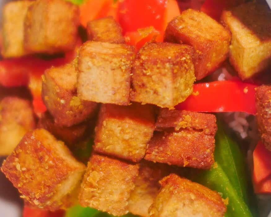 Crispy Breaded Tofu Recipe
