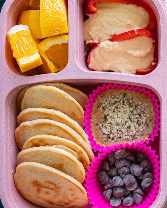 Easy Vegan Bento Box