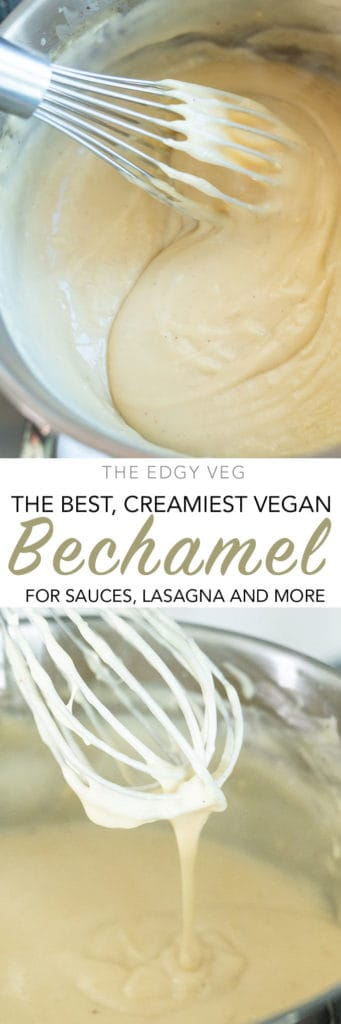 Pinterest Bechamel Sauce Recipe