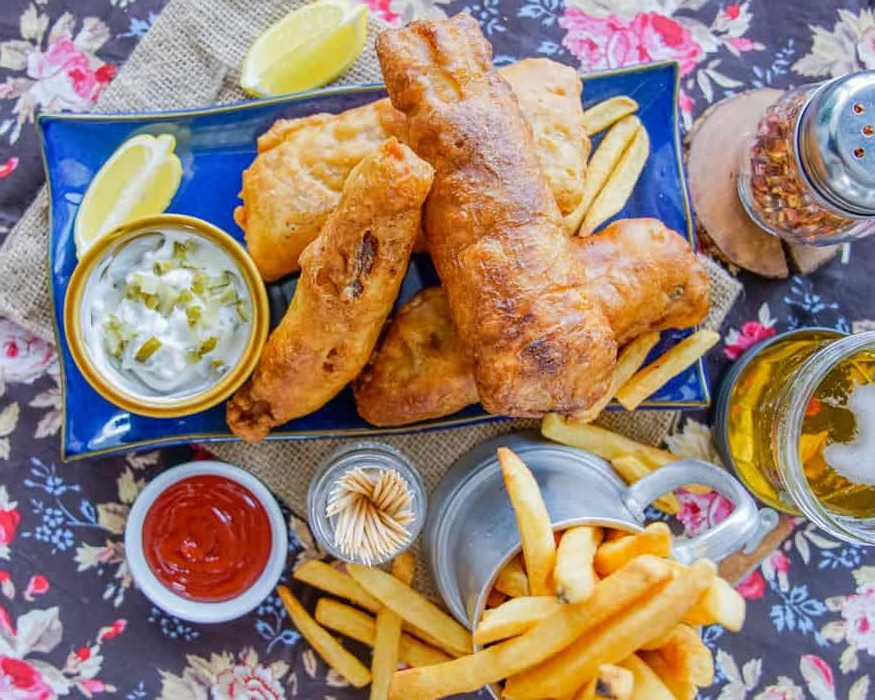 Best Vegan Fish and Chips