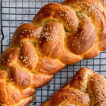 Vegan Challah Bread Recipe