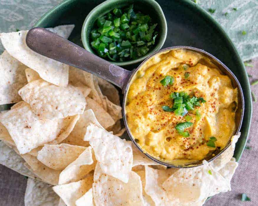 nutritional yeast cheese sauce