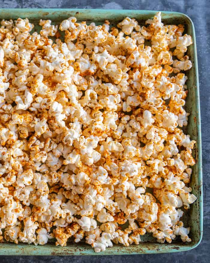 Vegan Doritos Popcorn Seasoning