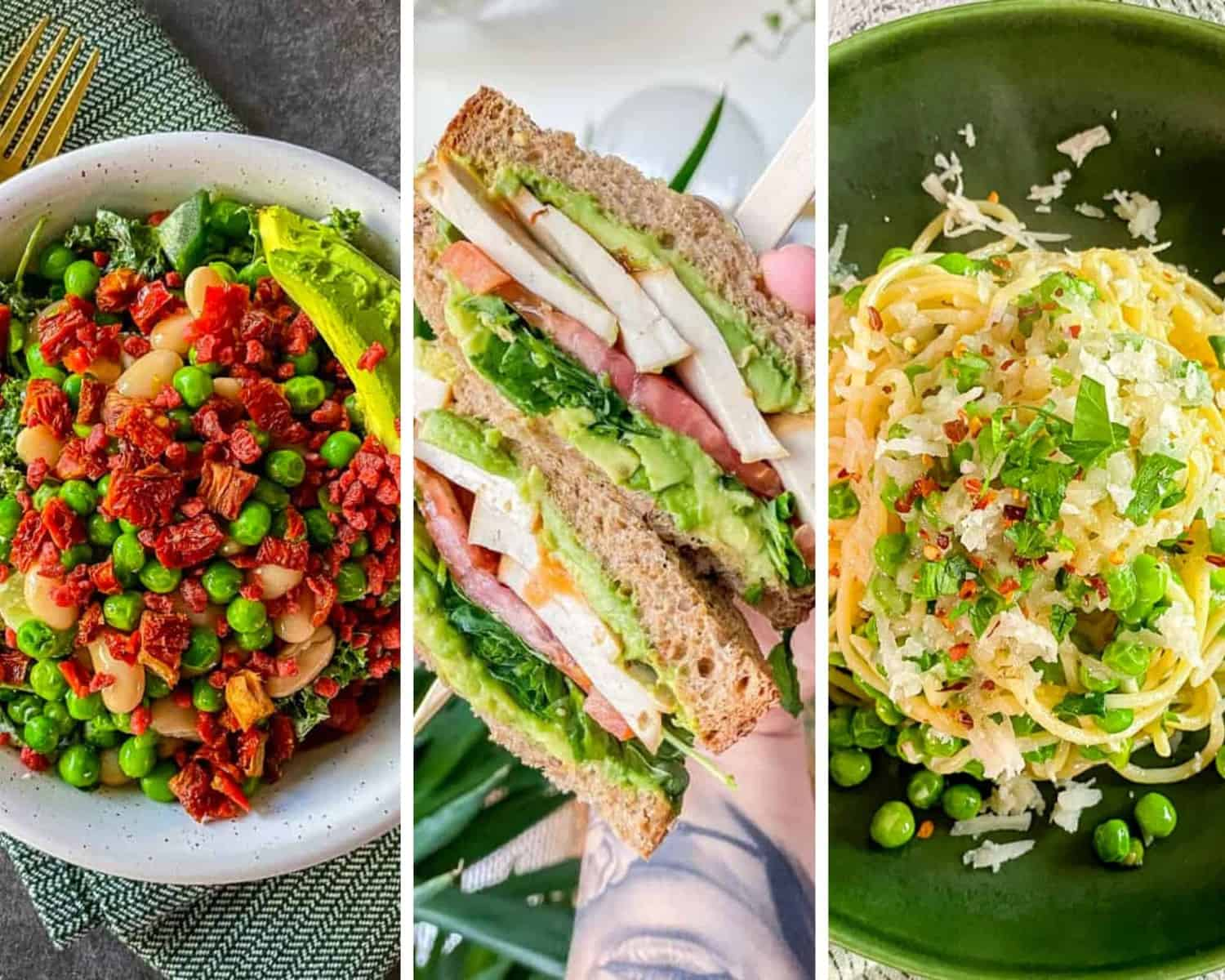 Single Vegan Meals For One (Breakfast, Lunch & Dinner)