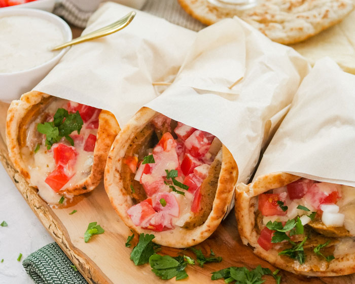 Vegan Donair Recipe