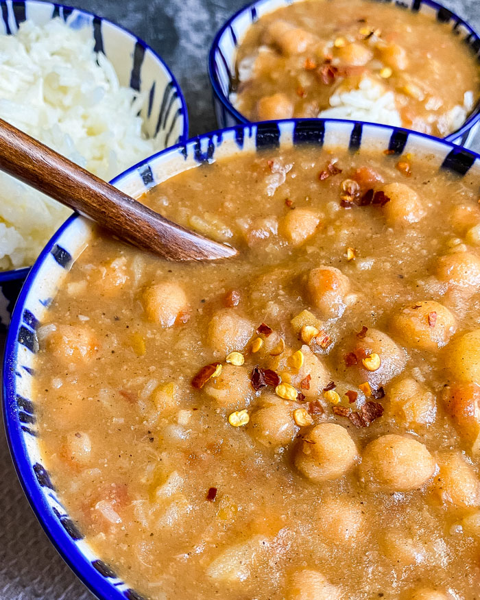 Instant Pot Chana Masala Recipe