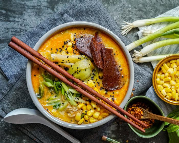 Vegan Instant Ramen