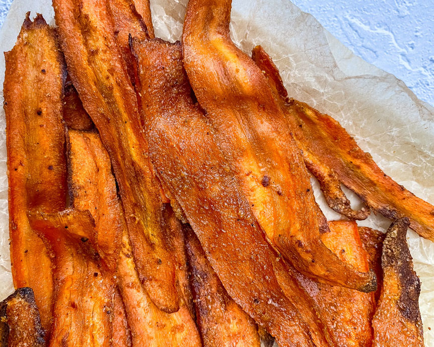 Carrot Bacon | Vegan Bacon Using Carrots
