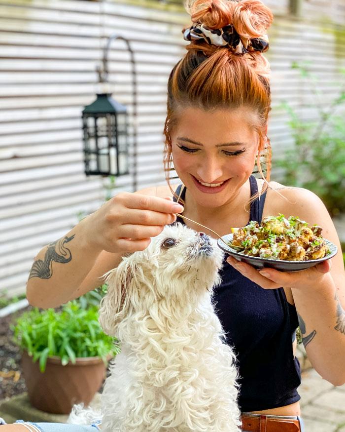 Caulflower Bites Recipe | Edgy Veg