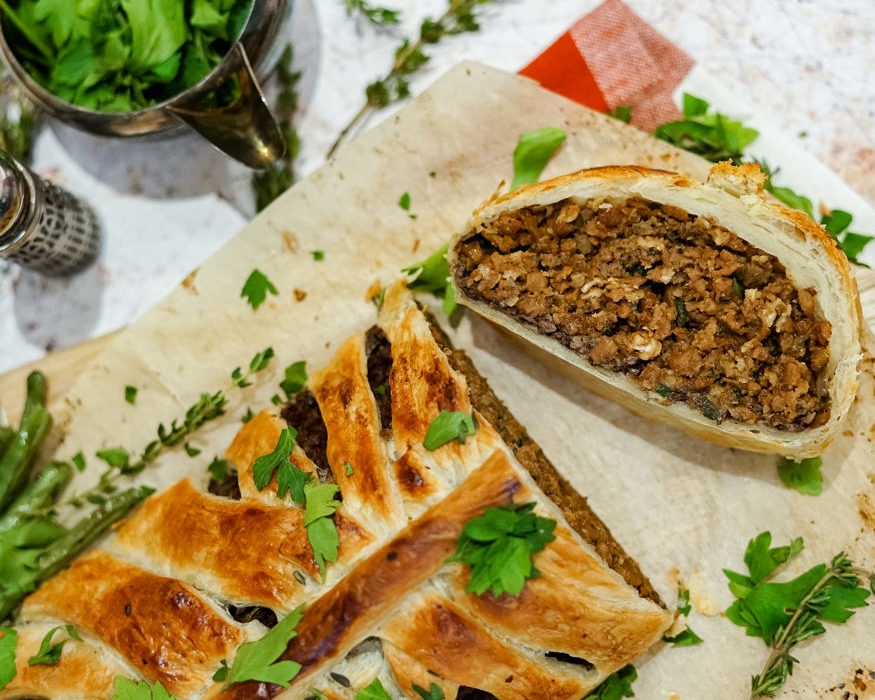 Vegan Beef Wellington