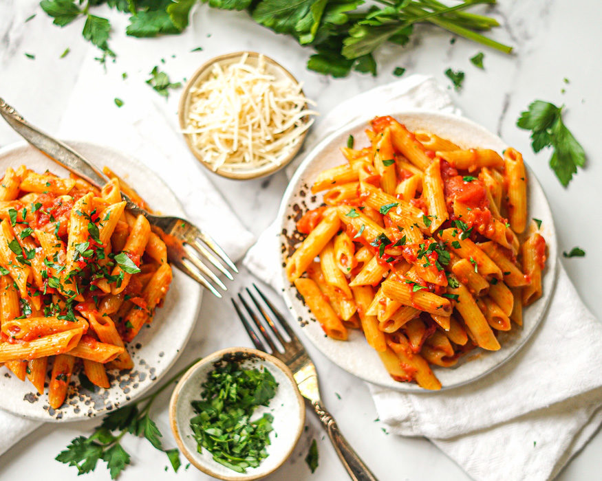 Penne all'Arrabbiata Recipe