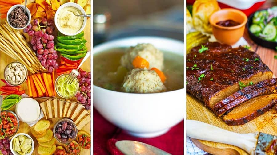 Vegan Passover Recipes