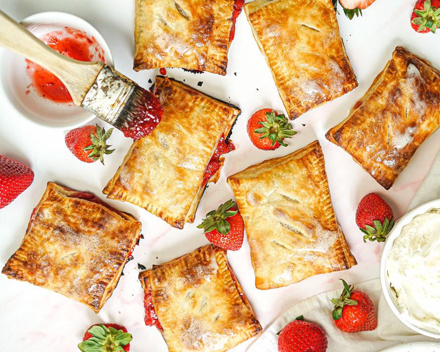 Vegan Toaster Strudels Recipe