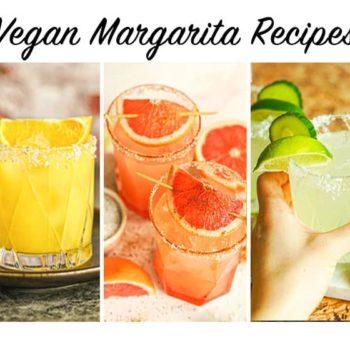Margarita Recipes (Vegan)