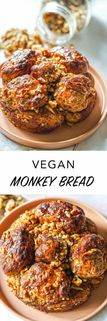 Monkey Bread Vegan Recipe
