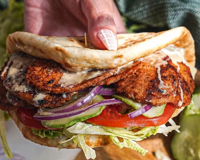 Vegan Kebab Recipe