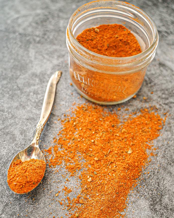 KFC Seasoning Spices Recipe