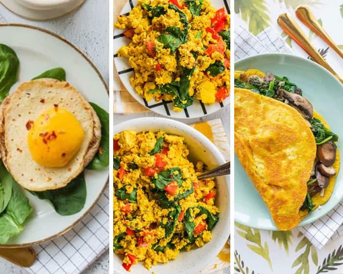 Vegan Egg Recipes